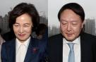 '살아남은' 윤석열  vs '다시 몰아칠' 추미애…아직 남은 '승부'