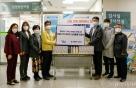 현대위아 코로나로 지친 의료진 응원..1400만원 기부