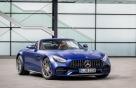 벤츠 오픈탑 모델 '더 뉴 메르세데스-AMG GT C 로드스터' 국내 첫 출시