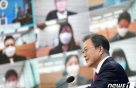 """野 """"文 회견, 허무한 120분…입양 관련 발언 사과하라"""""""