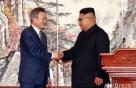 """文 """"김정은 비핵화 의지 분명…北과 한미훈련 협의 가능"""""""