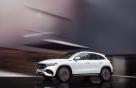 벤츠 컴팩트 EV '더 뉴 EQA' 세계 첫 공개…순수전기차 라인업 확대