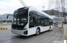현대차 '아이오닉 5' 이어 새 전기버스에도 SK배터리 탑재