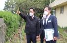 김현준 LH 사장의 첫 현장, 투기 사태 빚은 '광명시흥'