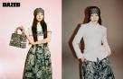 김연아, 두건 쓰고 패턴 입고…'인간 디올' 변신