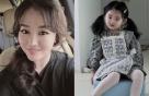 """""""정미애 딸도 송혜교 닮았네""""…아역배우 뺨치는 귀여움"""