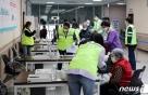 울산, 고령층·사회필수인력 백신 접종 동의율 47.7%