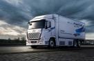 스위스 뚫은 현대차 수소전기트럭 새 모델 나왔다..북미도 공략
