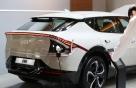 [사진]'The Kia EV6'의 뒷모습