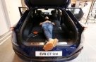[사진]The Kia EV6, 여유로운 트렁크 공간