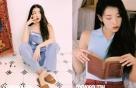 아이유, 아찔한 착시 패션…매끈한 어깨+각선미 '눈길'