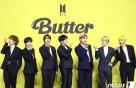 방탄소년단, '버터'로 빌보드 '핫100' 4주 연속 1위…그룹, 21세기 최초 기록