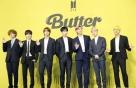 방탄소년단 '버터' 4주 연속 빌보드 1위…아시아 가수 최초