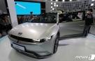 전기차 날개단 현대차·기아 유럽서 BMW 제쳤다..점유율 '껑충'
