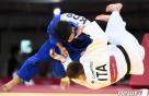 안바울, 유도 남자 66㎏급 동메달 획득…한국 5번째 메달