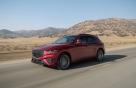 美호재 줄잇는 제네시스 ..'GV70' 바이든車 제치고 '올해의 SUV'