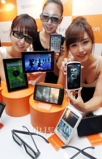 [사진]순수 국내 기술로 만든 3D 태블릿