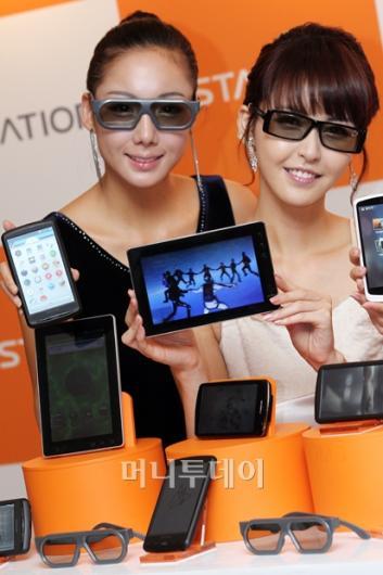[사진]이제는 태블릿도 3D로!