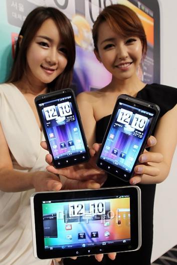 [사진]HTC, 7인치 태블릿 국내 출시