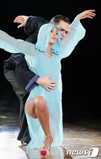 [사진]관능적인 댄스