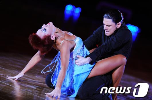 [사진]'격정의 댄스' 현대카드 슈퍼매치 12 댄스스포츠