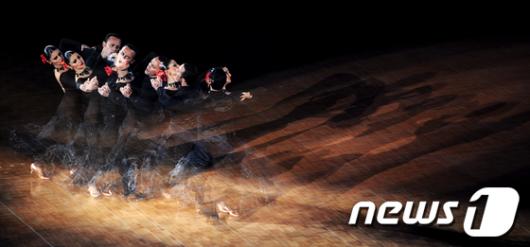 [사진]우아한 쇼댄스