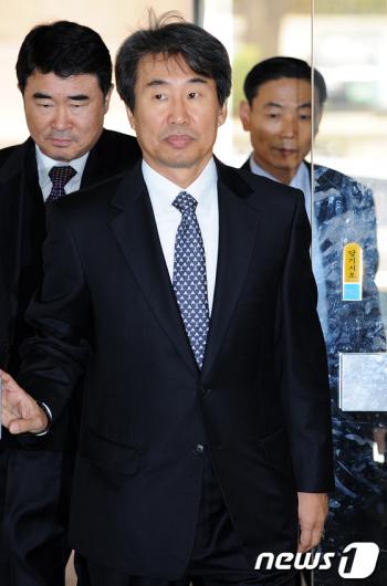 [사진]신재민 전 차관 두번째 영장실질심사