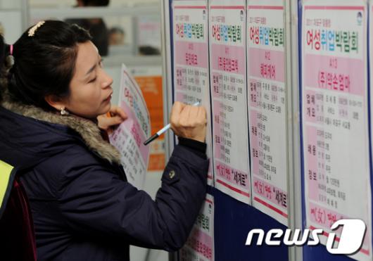 [사진]맞춤형 마포 여성취업박람회