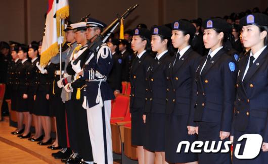[사진]'나는 여성 ROTC다!'