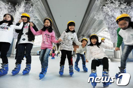 [사진]인천공항 교통센터 '복합문화공간' 대변신