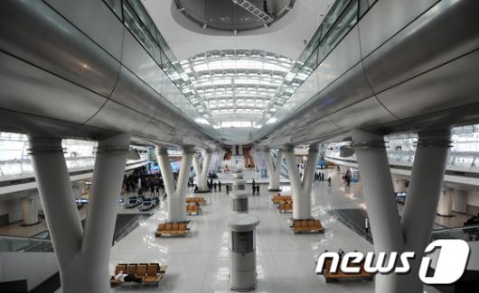 [사진]인천공항 교통센터 '복합문화공간' 변신