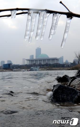 [사진]'얼음국회'