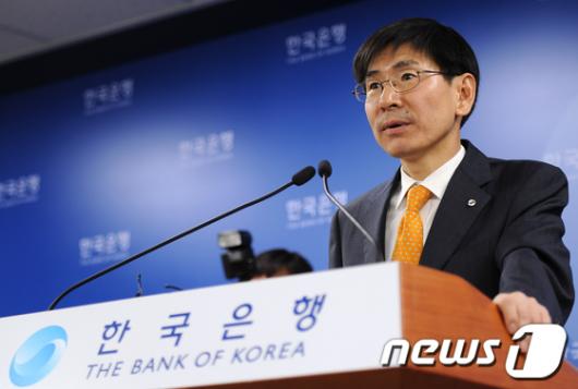 [사진]한국은행, GDP 3.7% 전망