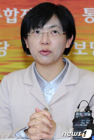 [사진]이정희,'민주당 국회 등원 잘못된 결정'