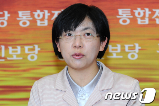 [사진]이정희,'민주당 국민 곁으로 돌아오라'