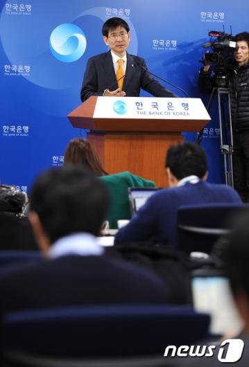 [사진]한국은행, 2012 수출 상승폭 크게 축소 전망