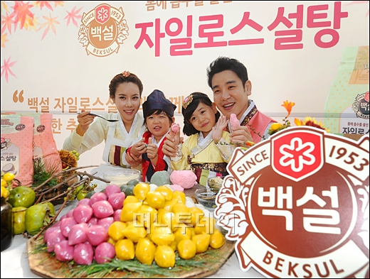 [사진]CJ제일제당 '건강한 한가위, 자일로스설탕 송편으로!'