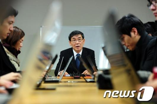 [사진]특검, 사상초유 청와대 압수수색 '초읽기'