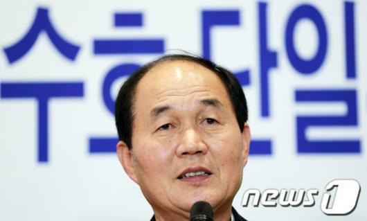 [사진]이수호 서울시교육감 후보의 포부