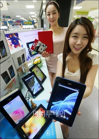 [사진]롯데마트, 7인치 태블릿 PC가 19만9천원