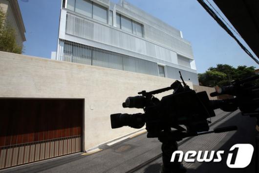 [사진]CJ경영연구소 압수수색