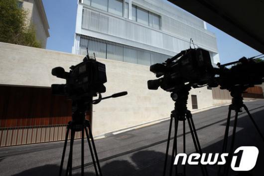 [사진]검찰, CJ그룹 압수수색