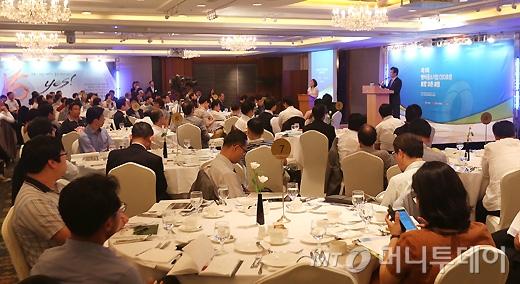[사진]제5회 벤처-중소기업CEO초청 민관(民官) 오픈 포럼