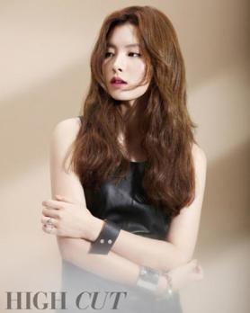 김예림, 물오른 미모
