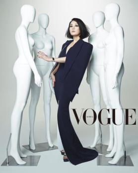 구호(KUHO) 뮤즈, 장미희 최지우 차예련