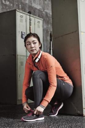 김연아의 스포츠 화보