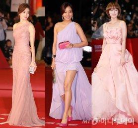 '부산국제영화제' 레드카펫 드레스