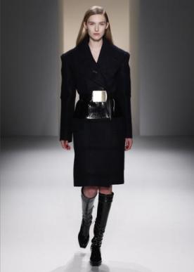 캘빈클라인 여성복, 2013 F/W 뉴욕패션위크