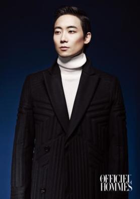윤한 '패션모델' 변신