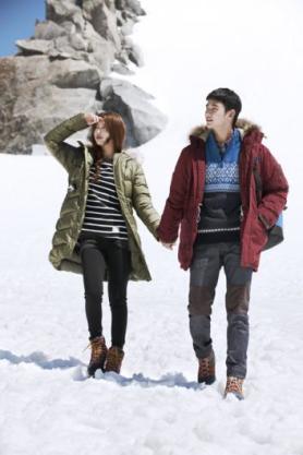 김수현-수지 설원 데이트
